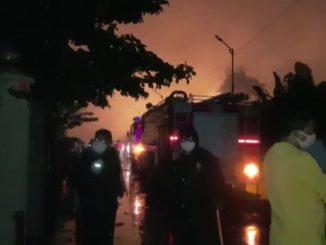 maharashtra-palghar-industrial-area-chemical-factory-blast-many-injured Maharashtra Palghar ni chemical factory ma visfot 1 vyakti nu mot 3 loko gambhir rite gayal