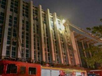 Fire in Shrey Hospital : Ahmedabad Mayor reached the spot to review the situation Ahmedabad shrey hospital ma aag ni gatna gatna na 4 kalak bad mayor sthad par pohchya