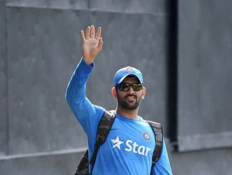 Indian cricketer M.S. Dhoni announces retirement from international cricket