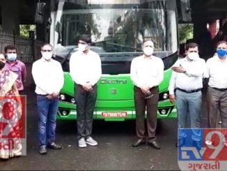 Surat: Have rasta par dodse paryavaran ane indhan bachavti Green Bus