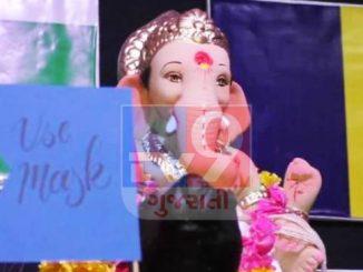 Surat: Corona thi bachva viganahart aapi rahya che sandesh