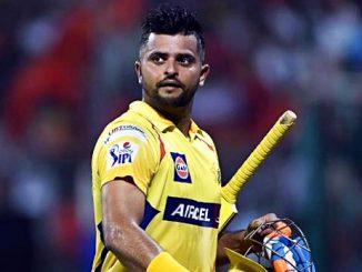 after-ms-dhoni-suresh-raina-also-announces-retirement-from-international-cricket M S Dhoni bad suresh raina e pan international cricket mathi nivruti ni kari jaherat