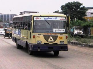 Coronavirus Crisis ST dept decides to resume Surat to Ahmedabad bus service