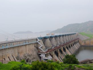 Water level of Dharoi dam touches 618.45 ft Mehsana