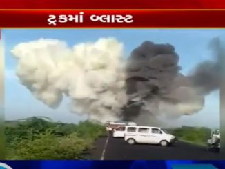 Tv9 Exclsuive Blast in truck carrying LPG cylinders in Botad
