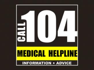 Rajkot corporation announced 104 helpline for corona patients