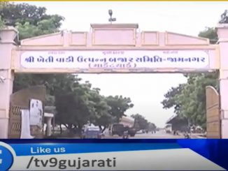 Farmers face financial crisis due to frequent closure of Hapa market yard Jamnagar