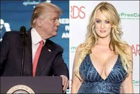 Donald Trump will pay the porn star a large sum