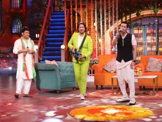 Musician Salim Suleiman will celebrate Independence Day on The Kapil Sharma Show