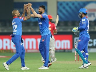 IPL 2020: Romanchak baneli match ma punjab no pach chela ball e fasta match tie super over ma dehli e medvi jit