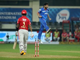IPL 2020: season ni biji match no mukablo thayo barabar match tie thata super over par mamlo pohchyo