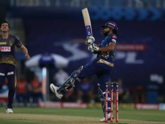 T20 League: KXIP same four fatkarta j 5000 run ni club ma samel thayo rohit sharma virat ane raina pachi trijo kheladi