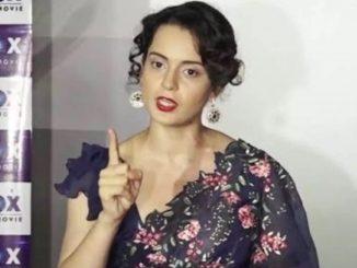 Kangana Ranaut ni chetavni hu maratha chu maharashtra koi na pita ni nathi tamara thi je thay te karo