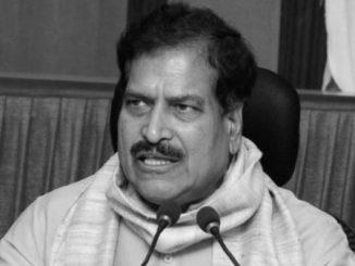 Union MoS for Railways Suresh Angadi died of coronavirus Kendriya rajyapradhan suresh angadi nu corona na karne thayu avsan