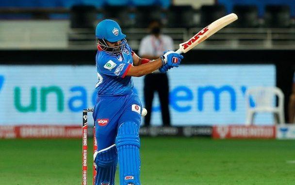 T20 Delhi na opner pruthvi sho ni shandar aadhi sadi chennai ne jitva mate 176 run no lakshyank
