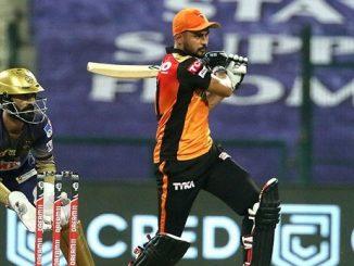 T-20 League: KKR ne jitva mate 143 target Manish pandey ni Half Century