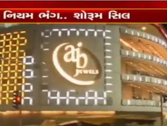 Ahmedabad: AB Jewels at Shivranjani sealed for violating COVID-19 norms
