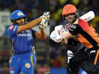 IPL 2020: Top 3 ni khurshi mate thai shake che bhare rasakasi rohit sharma par bhare padi shake che david warner