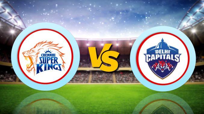 T-20 League LIVE Update : CSK VS DC, IPL 2020 Live Score Updates
