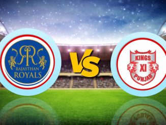T-20 League LIVE Update : RR vs KXIP, IPL 2020 Live Score Updates