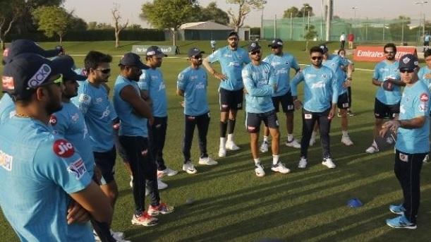 IPL 2020: દિલ્હી કેપિટલ્સે 'Thank You COVID Warriors' લખેલી જર્સીને પહેરી અનોખી રીતે કોરોના વોરિયર્સને કરી સલામ