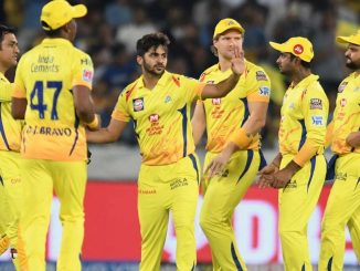 IPL 2020 ni pratham match pehla j dhoni ni team ne moto jatko aa yuva kheladi team mathi bahar