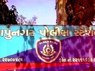 Isolation room prepared in Bapunagar police station for cops developing flu like symptoms Ahmedabad