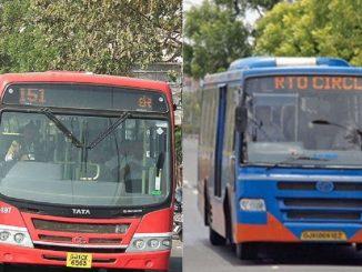 ahmedabad amcno mahatvano nirnay aavatikalthi purvathi paschimma dodavashe amts ane brts bus