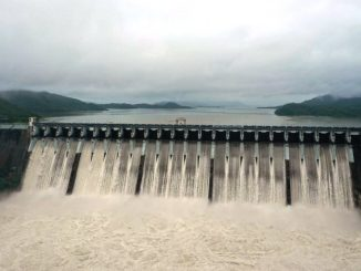 Water level of Sardar Sarovar Narmada dam touches 137.99 mtr for the first time