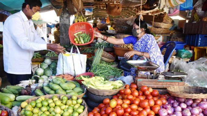 Onion price hike Pinching hard on consumers pockets Rajkot