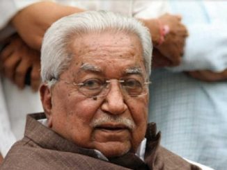 Former Gujarat CM Keshubhai Patel tests positive for Covid 19