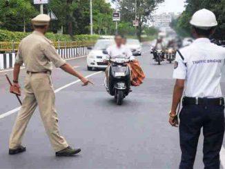 TRB Jawans fume as Surat traffic police collecting Rs 20000 as deposit