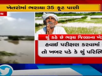 Heavy rain leaves farms waterlogged, farmers seek govt help