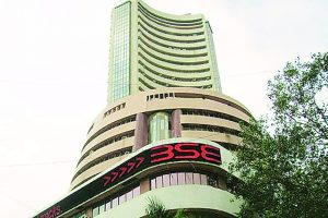 The Sensex fell by 646 points and the Nifty by 194 points after the market opened.