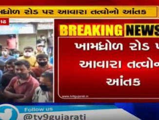 Anti social elements becomes headache for Junagadh residents
