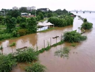Umarpada received 11 inch rain in just 2 hours low lying areas submerged Surat