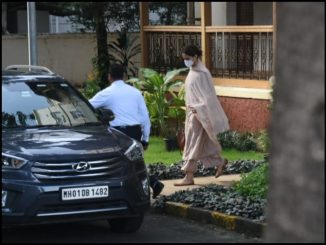 Mumbai Police warns media car chasing film actors' car in drug case