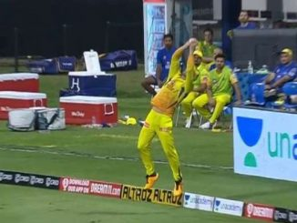 IPL 2020: Dhoni is happy with Faf du Plessis' catch speed with Superman estimates