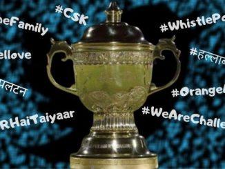 IPL 2020 team ne support karva mate thai javo taiyar twitter dwara 6 bhasha ma emoji launch karaya