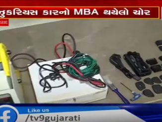 Cops catch an MBA graduate who stole 45 luxury cars in Ahmedabad