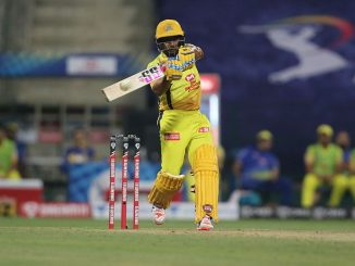 IPL 2020: Rayudu played a superb innings in the first match to claim the number four spot, responding with a bat to keep out the 2019 World Cup