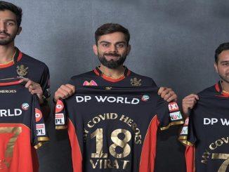 કોરોના યોદ્ધાનાં સન્માનમાં RCBની પહેલ, IPL 2020માં ખાસ મેસેજ વાળી જર્સી પહેરશે ખેલાડીઓ