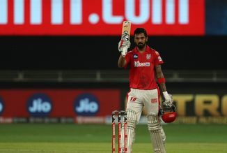T-20: KL Rahul's century wait is over, India's biggest innings with an unbeaten 132 off 62 balls