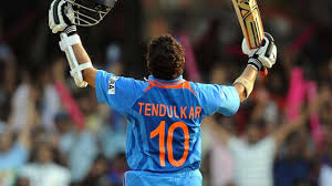 Question on the efficiency of Sachin Tendulkar