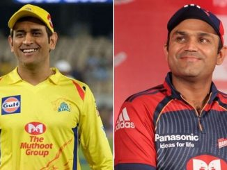 Dhoni was not Sehwag, CSK's first choice, the former player revealed