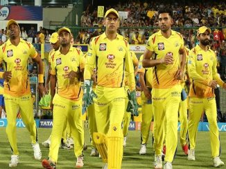 News of relief for CSK, two star players will play against Hyderabad