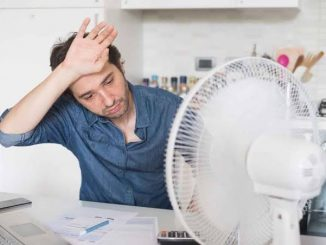 Are you bothered by the heat in the house too? There may be reasons for this