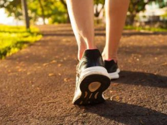 These benefits can be achieved by walking just 15 minutes a day
