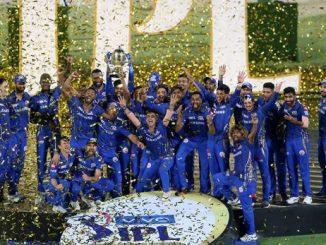 IPL 2020: સટ્ટાબજારમાં વધી હલચલ, મુંબઈ ઈન્ડિયન્સ બની છે અત્યારથી સટોડિયાઓની ફેવરીટ ટીમ