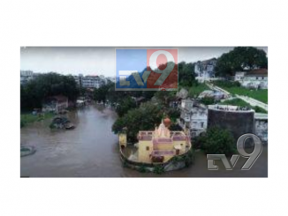 The floods in Bharuch this year are one of the five historic floods